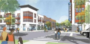 Stop Six Choice Neighborhood rendering