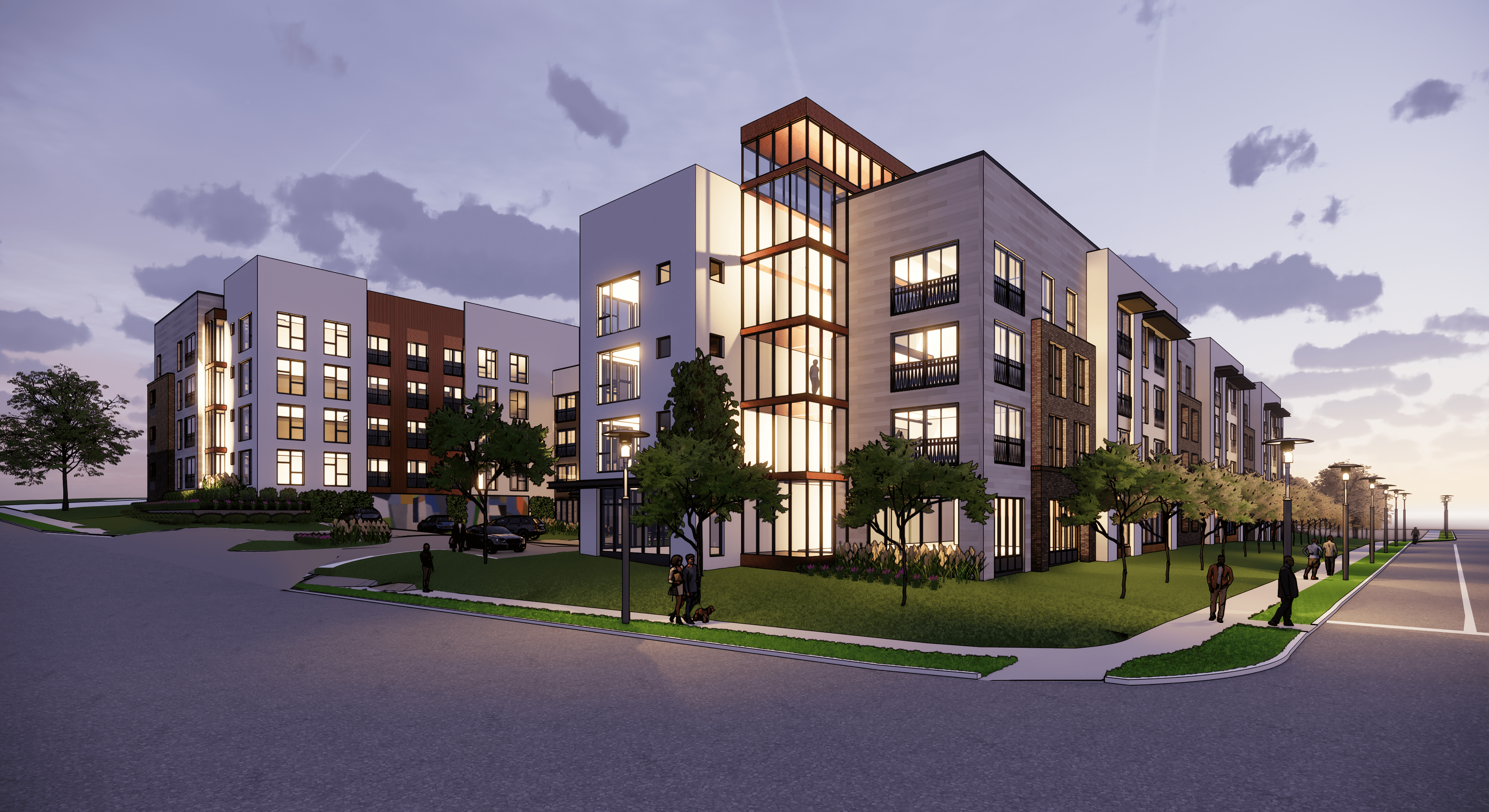 FWHS Releases Architectural Renderings for Cowan Place Senior Living
